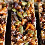 Sweet and Salty Granola Bars