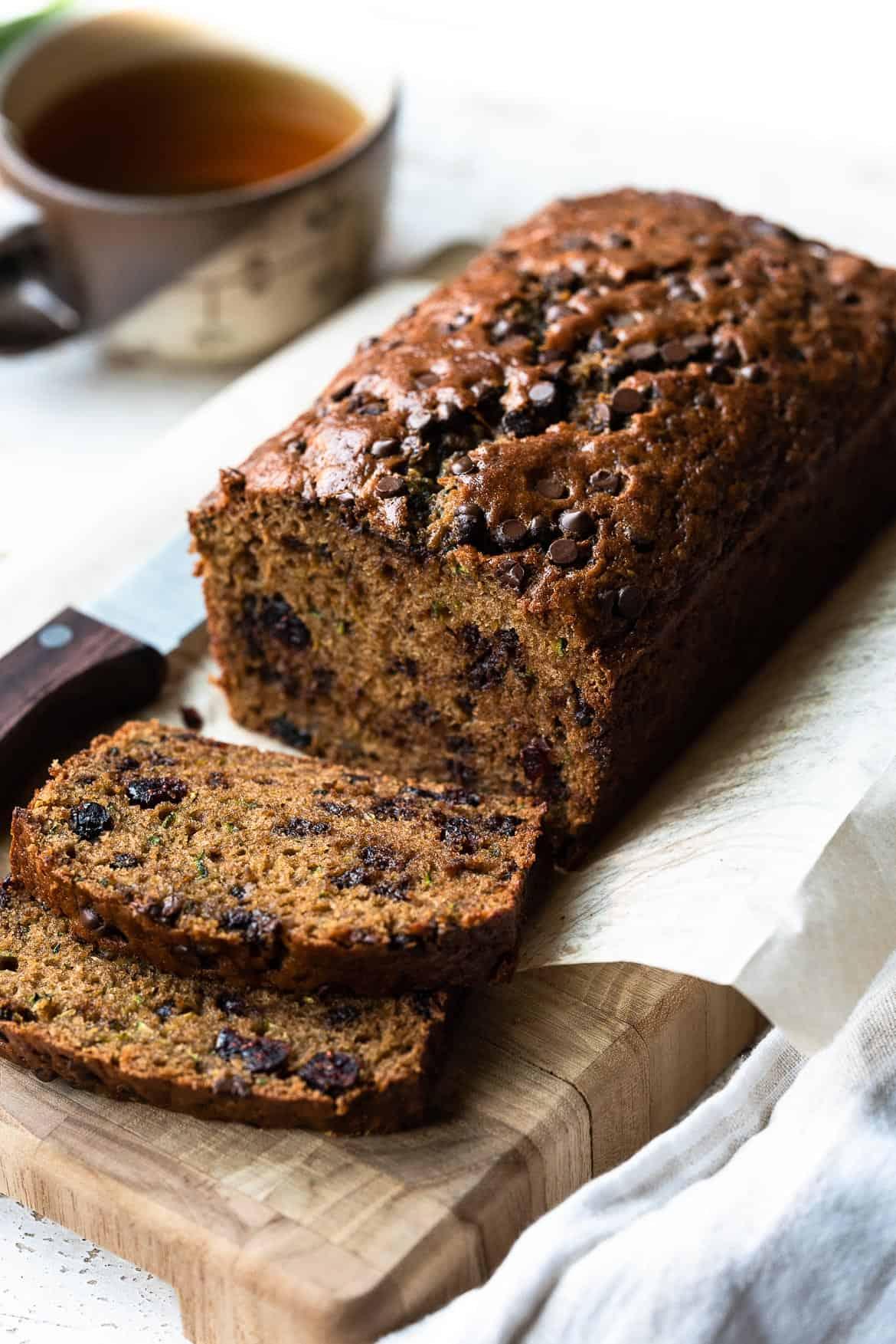Zucchini bread / cake